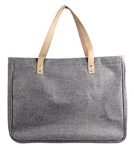 Grey Denim Jeans Handbags Hobos Large Travel Tote Bags Shoulder Bags