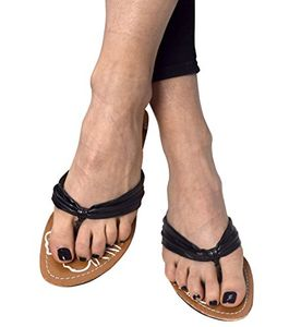 Strap Floral Lightweight Comfortable Yoga Thong Sandals