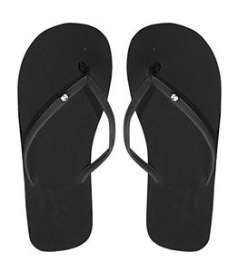 Gem Stone Embellished Casual Elegant Everyday Wear Thong Flip Flop (5)