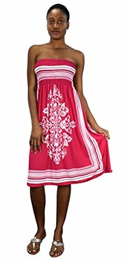 Juniors Smocked Bodice Spaghetti Strap Midi Dress (XLarge/XXLarge)