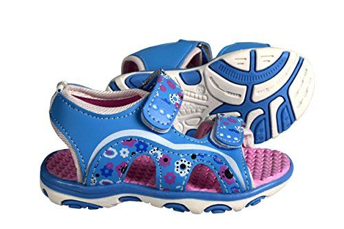 Blue Pink Toddler Open Toe Beach Water Shoes Athletic Sports Sandals