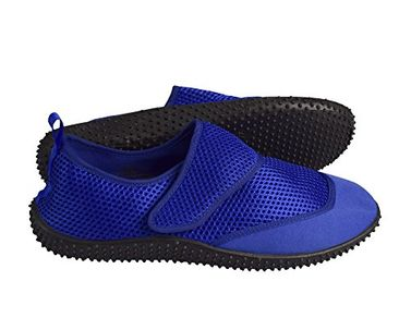 Mens Athletic Water Shoes Slip On Quick Drying Aqua Socks Small