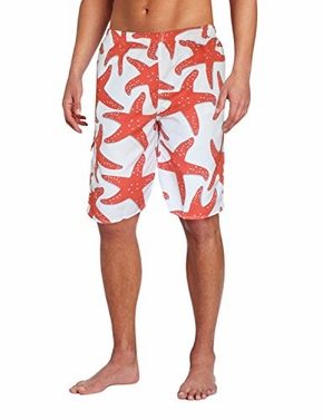 Men's Beach Boardshorts Water Sports Casual Swimming Surfing Shorts Large