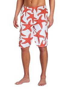 Men's Beach Boardshorts Water Sports Casual Swimming Surfing Shorts XL