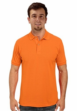Mango Mens Short Sleeve Classic Pique Polo Shirt