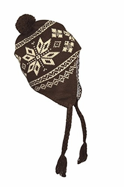 New Kids Youth Tribal Fall Winter Knit Trapper Hat Cap