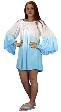 Shoulder Flutter Sleeve Beach Cover UPS One Size