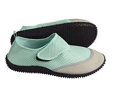 Mint Women's Athletic Durable Quick Dry Aqua Socks Beach Water Shoes