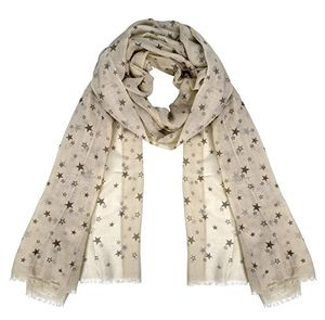 Women's Summer Light Weight Starry Scarf Shawls