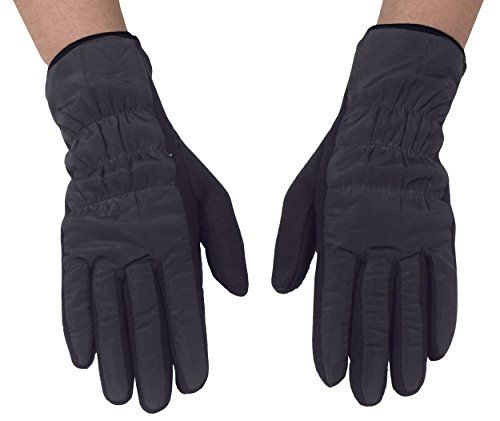 Peach Couture Womens Texting Touchscreen Fleece Lined Winter Driving Gloves One Size