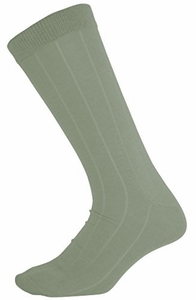 Men�s Soft & Warm Comfortable Ribbed Cashmere Socks (Light Grey)