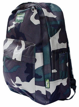 Camouflage Tactical Durable Weather Camo Camouflage School Hiking Backpack