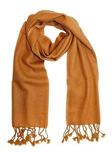 Unisex Lovely Cashmere Scarf Soft and Warm Neck Scarves