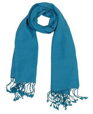 Solid Colors Unisex Lovely Cashmere Scarf Soft and Warm Neck Scarves