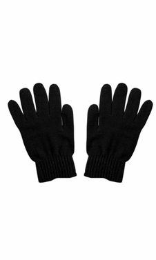 Unisex Warm Knitted Texting Gloves for Iphone Android Smart phones Touch screens Ebony