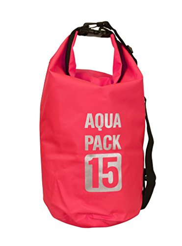 Waterproof Dry Aqua Pack Adventure Sports Back Pack 15 Litre (More Colors)