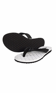 Women's Casual Strappy Summer Slipper Shower Sandal Beach Flip Flops Black