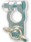 00149 Wing Nut Terminals UNIVERSAL (PACK OF 10) (DeKa)