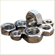 #10 - 32 Stainless Steel Hex Nuts Box of 100