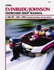 B733 Evirude/Johnson 2-300 HP Outboards (Includes Jet Drives and Sea Drives), 1991-1994