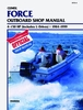 B751-4 Force 4-150 HP Outboards (includes L-Drives), 1984-1999