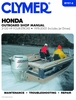 B757-2 Honda 2-130 HP Four-Stroke Outboards (includes Jet-Drives), 1976-2005
