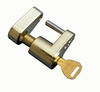 Trailer Coupler Locks