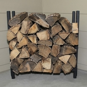 2' Woodhaven Fireside Firewood Rack
