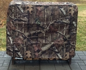2' Woodhaven Mossy Oak Full Cover