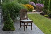 A & L Furniture - Classic Dining Chair - 4100 - Tudor Brown Poly