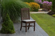 A & L Furniture - Royal Dining Chair - 4102 - Tudor Brown Poly