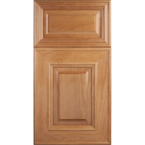 Soft Maple Mitered Cabinet Door - Raised Panel - Series F60-P4 Unfinished