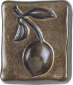 Atlas Homewares - 212-BB - D Lemon Quad Knob 1 1/2 Inch - Burnished Bronze
