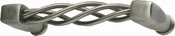 Atlas Homewares - 30031-P - D Twisted Wire Pull 3 Inch (c-c) - Pewter