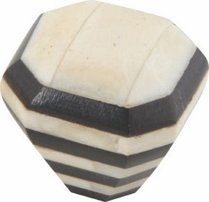 Atlas Homewares - 3136 - D Octagon Knob 1 1/2 Inch