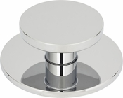 Atlas Homewares - A601-CH - Dot Knob 2 Inch - Polished Chrome