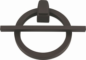 Atlas Homewares - DK643-O Avalon Door Knocker Aged Bronze