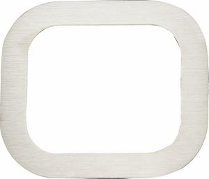 Atlas Homewares - PGN0-SS Paragon #0 Stainless Steel