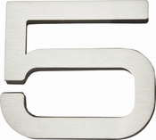 Atlas Homewares - PGN5-SS<br>Paragon #5<br>Stainless Steel