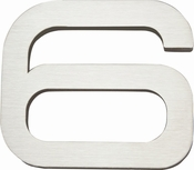 Atlas Homewares - PGN6-SS<br>Paragon #6<br>Stainless Steel