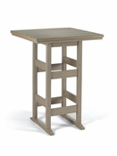 """Breezesta Counter Height - 26"""" x 28"""" Counter Table - CH-0810"""