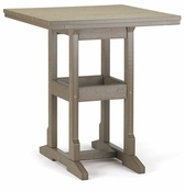 """Breezesta Counter Height - 32"""" x 32"""" Counter Table - CH-0811"""