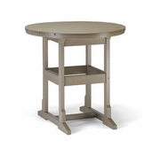 """Breezesta Counter Height - 36"""" Round Counter Table - CH-0808"""