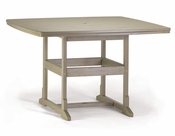 """Breezesta Counter Height - 58"""" x 58"""" Counter Table - CH-0814"""