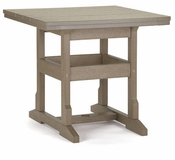 """Breezesta Dining Height - 32"""" x 32"""" Dining Table - DH-0706"""