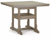 """Breezesta Dining Height - 36"""" x 36"""" Dining Table - DH-0707"""
