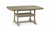 """Breezesta Dining Height - 42"""" x 60"""" Dining Table - DH-0710"""