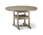 """Breezesta Dining Height - 48"""" Round Dining Table - DH-0704"""