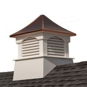 Good Directions - Coventry Style - Louvered Cupola - 2118CV