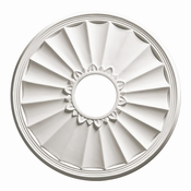 Focal Point Medallion - 87316